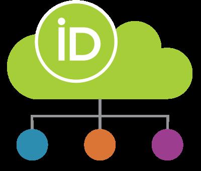 grafika cloudové databáze ORCID evidence